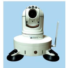 无线车载式扬尘噪声视频监控系统空气质量PM2.5粉尘TSP实时检测仪