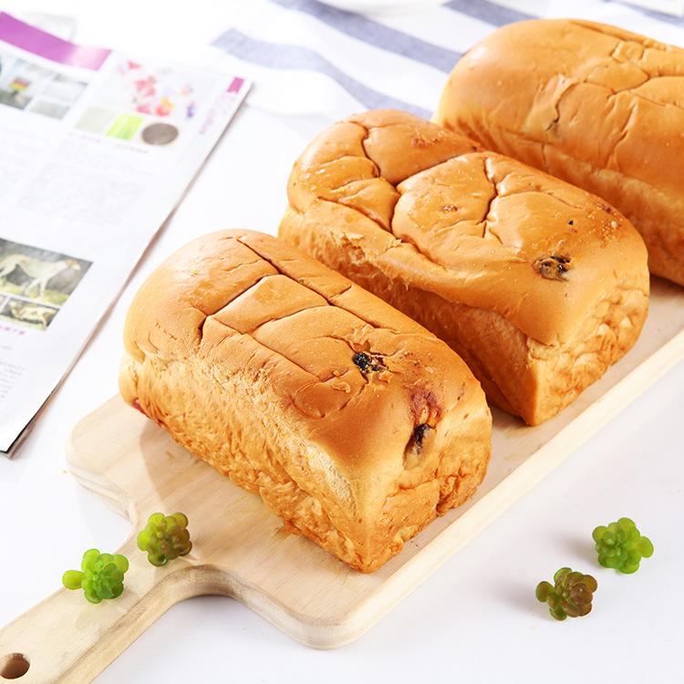 包邮 天津卫果子面包130g 传统糕点手撕面包零食代餐食品厂家批发
