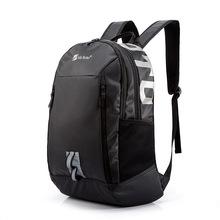 2019新款户外出行男士双肩包学院风电脑背包大容量防水学生书包