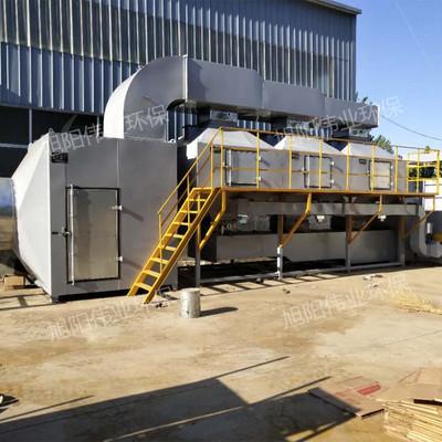 催化燃烧设备 废气处理催化燃烧设备 喷漆废气催化燃烧设备