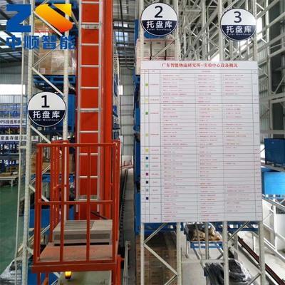 广东智能仓储 智能机器人货架立体仓库 自动化立体仓库设备