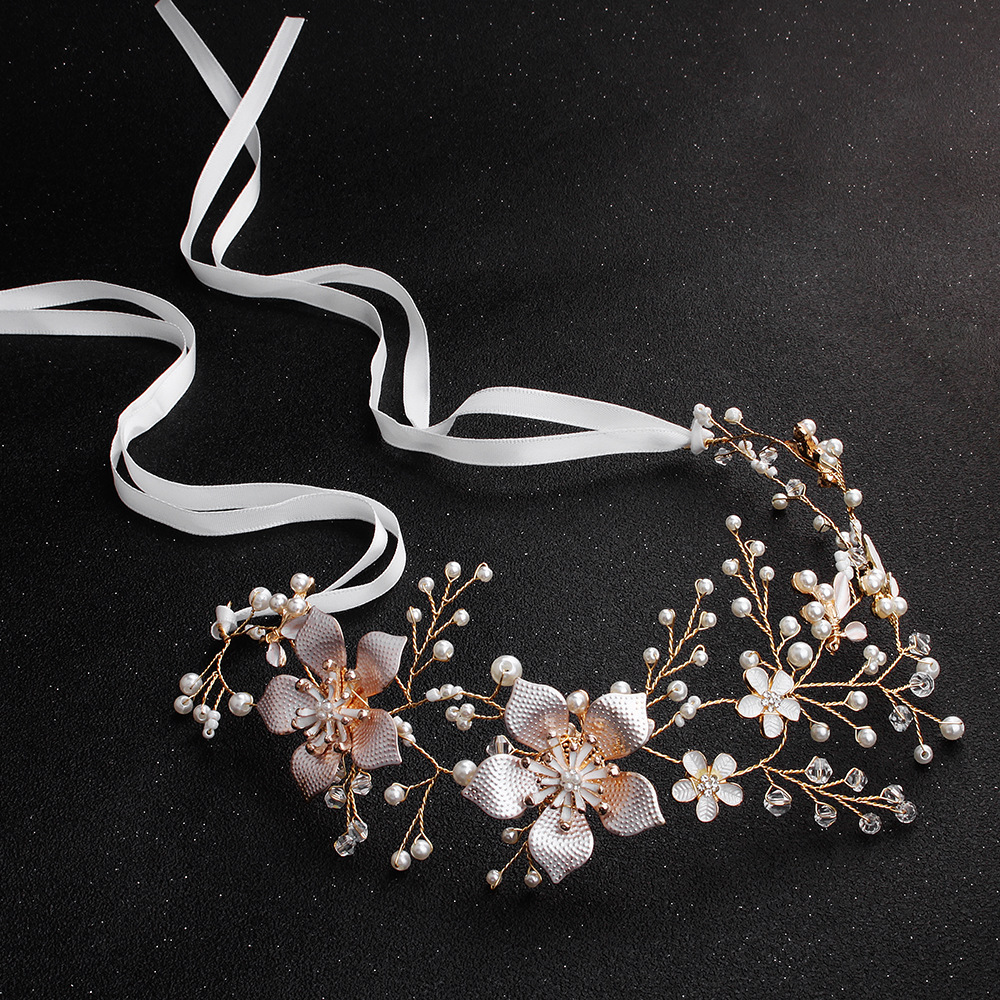 Alloy Simple Flowers Hair accessories  Alloy NHHS0621Alloy