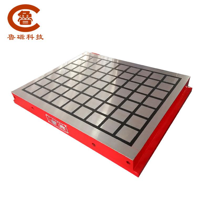 铣床用XC91超强力永磁吸盘200*500棋格式磁盘厂家直销价格优惠