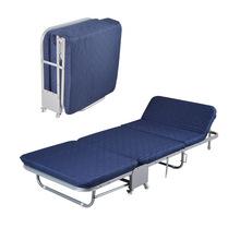 特價東莞市辦公室折疊床單人家用午休床成人陪護床三折木板海綿床