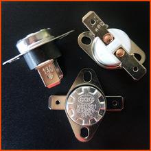 KSD301溫度開關KSD302溫控器熱保護器限溫器常閉常開陶瓷電木