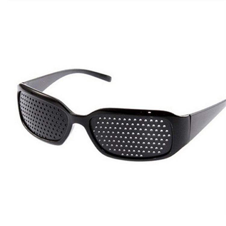 针孔太阳镜运动款全孔眼镜 针孔小孔眼镜厂家特价