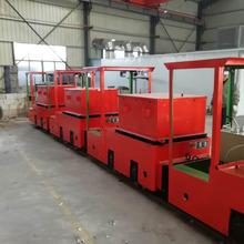 宏圖機械2.5噸礦用電機車 煤礦防爆型2.5噸礦用電機車 運行安全