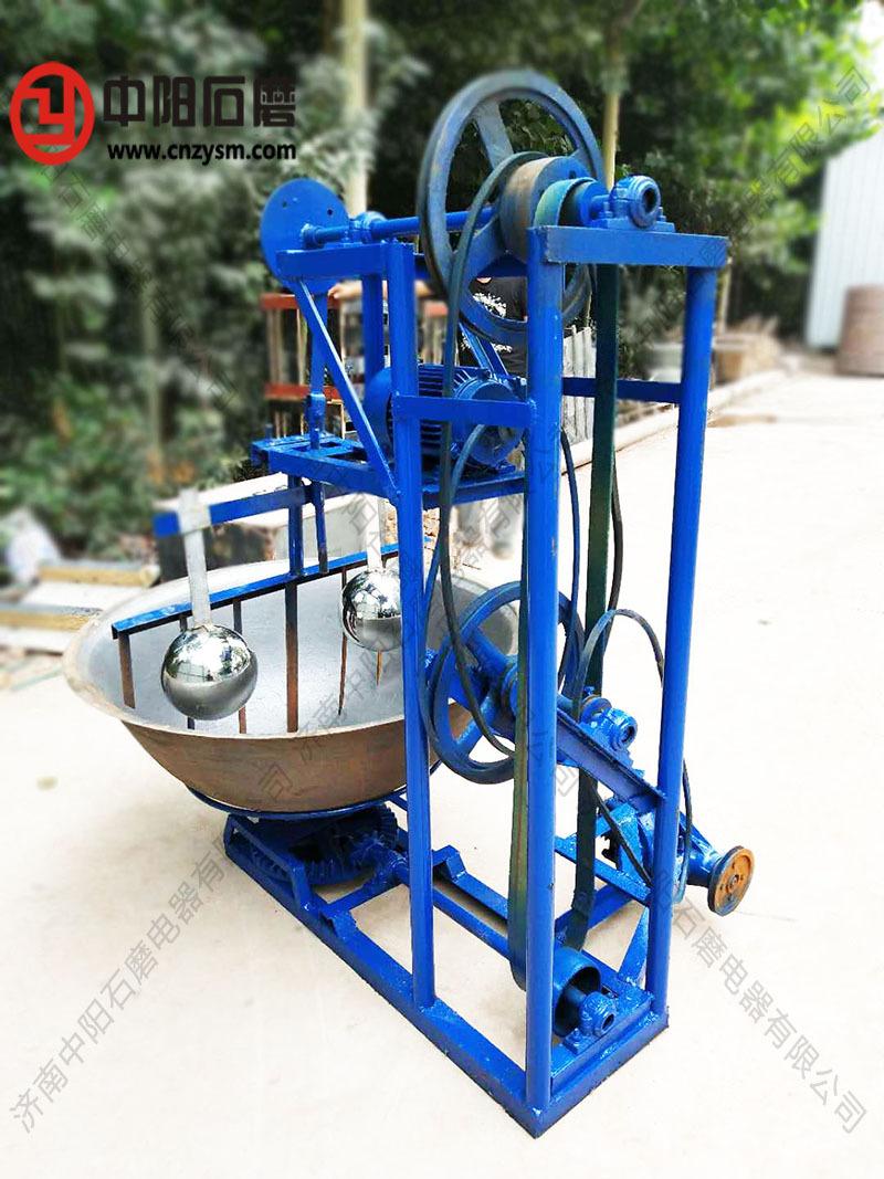 厂家中阳电动晃油机 电动墩油机 香油坊必备设备搅拌晃动墩油一体