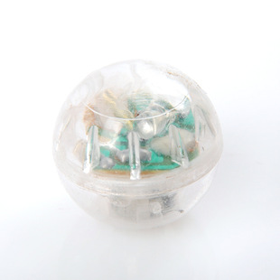 Factory wholesale LED light, vibrating red and blue flashing ball, vibrating light, accessories