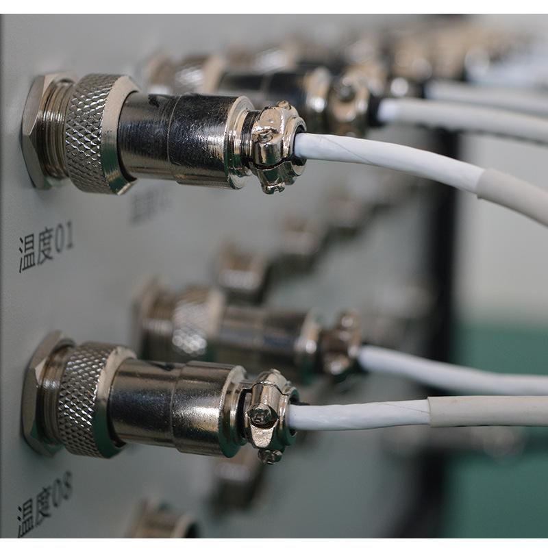厂家拳头产品便携触摸式温湿度场自动测试系统 简单便捷