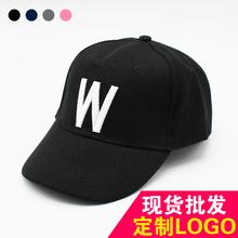 韩版秋冬天男女士款潮棒球帽全棉字母鸭舌帽子遮阳帽厂家批发定做