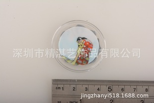 Made by Jingzhanyi Jewelry Factory True enamel dial accessories True enamel watch accessories True enamel jewelry processing