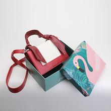 包包女2019新款蝴蝶绳结包 手提包斜挎包兔耳朵包小CK单肩斜跨包