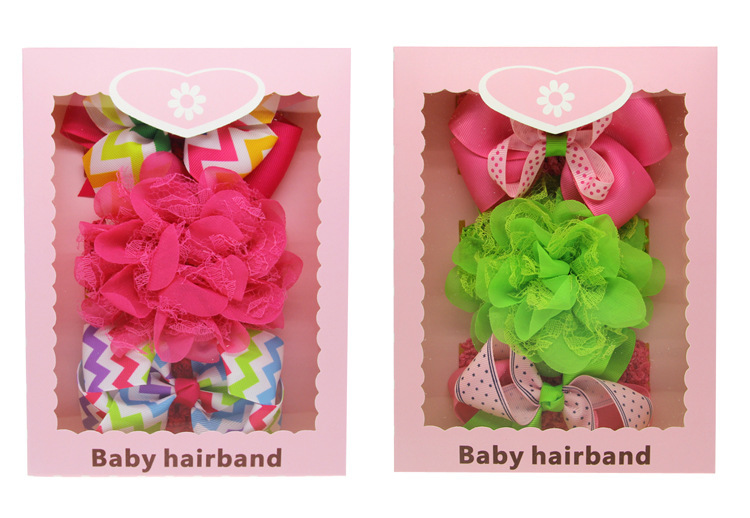 Alloy Korea Bows Hair accessories  Gift box 1  Fashion Jewelry NHWO1044Giftbox1