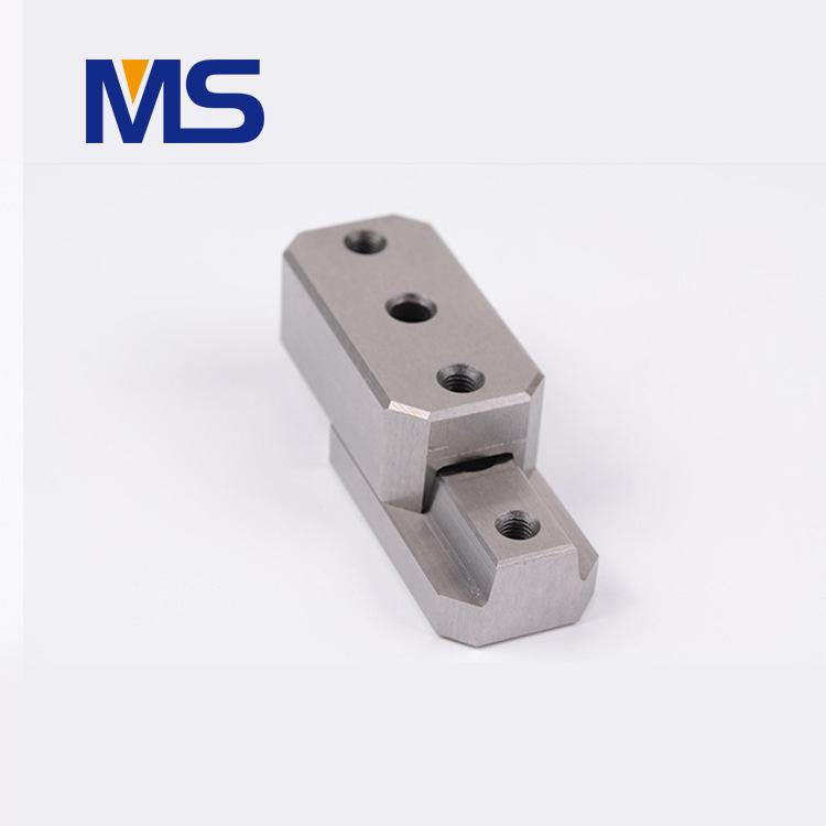 非標定制模具配件鑲件來圖定制方型定位鎖固定塊定位夾導位輔助器