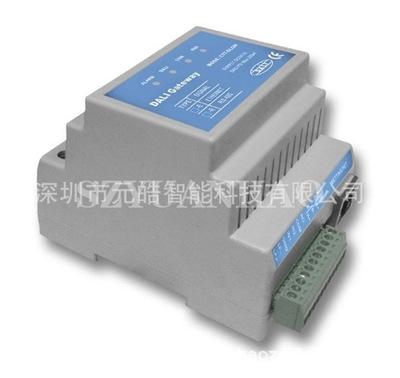 楼宇系统集成控制器,DALI灯光控制,TCP/IP和RS485转DALI网关设备