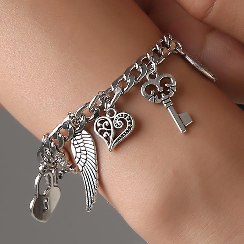 bracelet de mode en alliage cratif NHDP314301