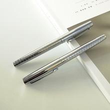 批发商务办公金属签字笔广告礼品宝珠笔厂家直销中油笔金属笔批发