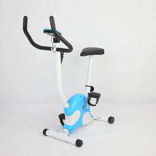 厂家直销新款家用脚踏健身车批发室内磁控健身车定制办公室织带车