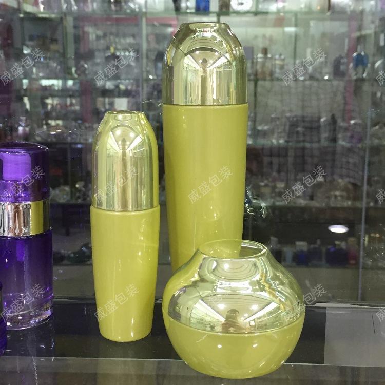 护肤品瓶 化妆水玻璃瓶 高档化妆水瓶  玻璃瓶包材 环保面霜瓶