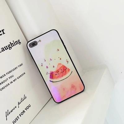Mới tươi iphonex vỏ điện thoại di động Blu-ray tempered glass điện thoại di động bảo vệ bìa Apple x vỏ điện thoại di động 5.26