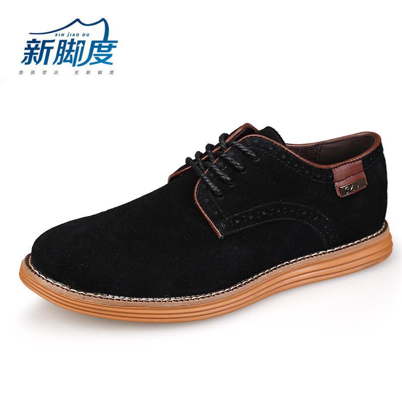 新脚度男鞋新款夏季休闲男鞋男鞋厂家直销现货批发