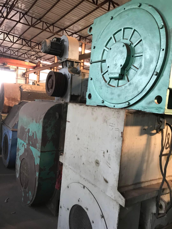 天津处理破碎机专用电机   二手三项异步电动机 批发价格优惠