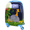 Cartoon children Draw bar box Universal wheel Boarding case High-capacity student a bag Manufactor wholesale support customized