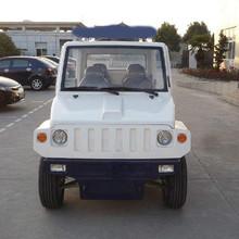 高端悍馬款四輪四座電動車安保巡邏車城管市容街道巡邏四輪電瓶車