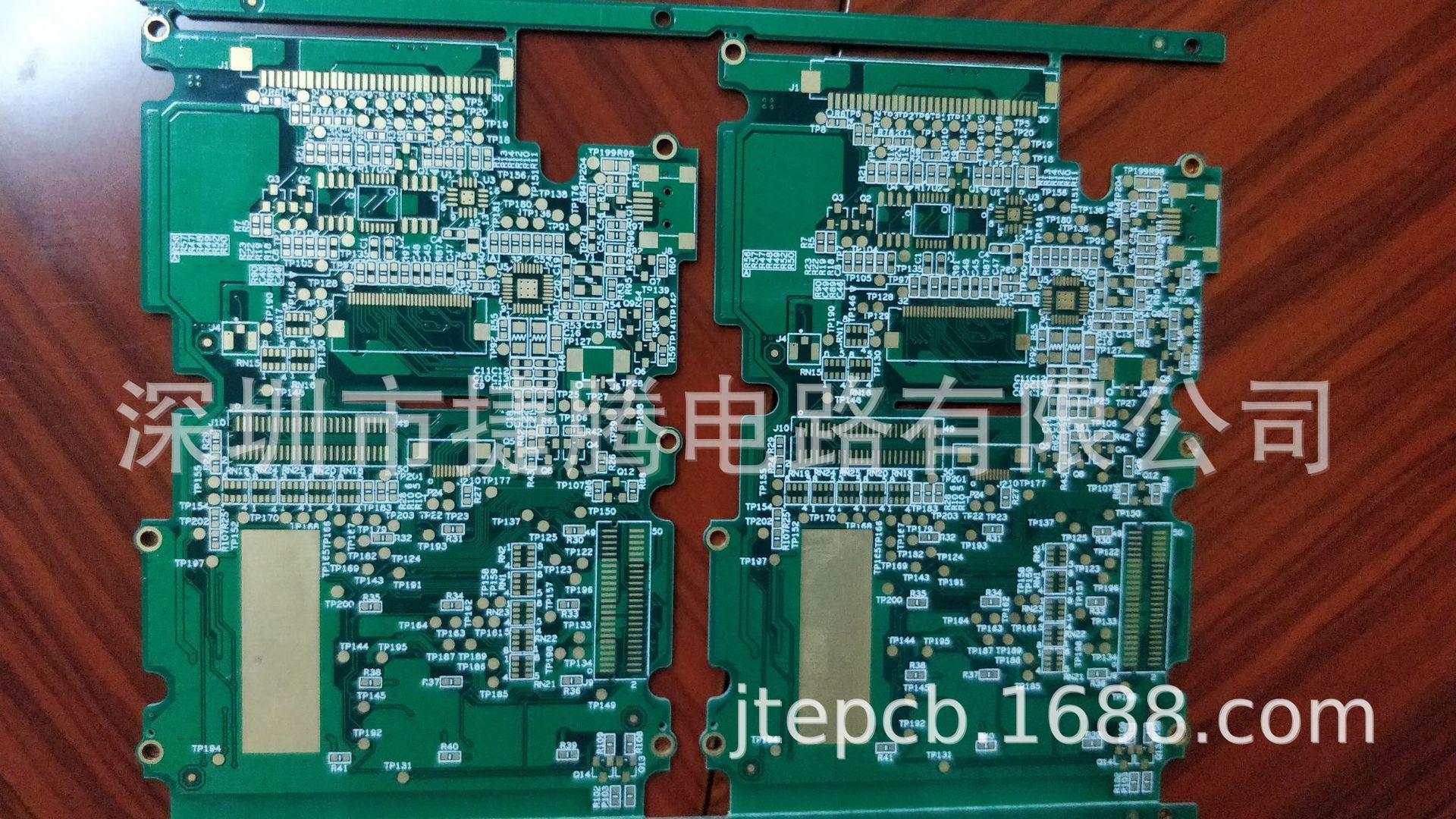 金属包边蓝牙耳机电路板生产厂家 四六层PCB线路板加急打样生产