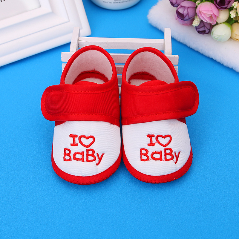 Red (baby love)