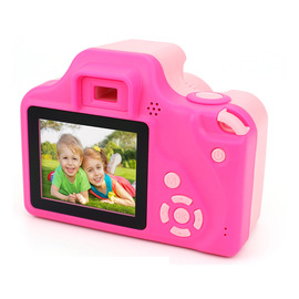 New HD children's small SLR mini cartoon digital camera manual shooting children's educational gift camera