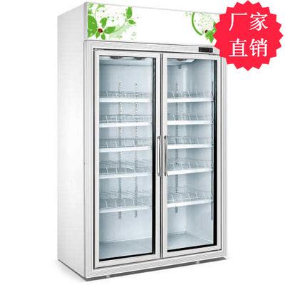 工厂直销便利店饮料展示柜商用啤酒冷藏柜牛奶保鲜柜深圳制冷设备