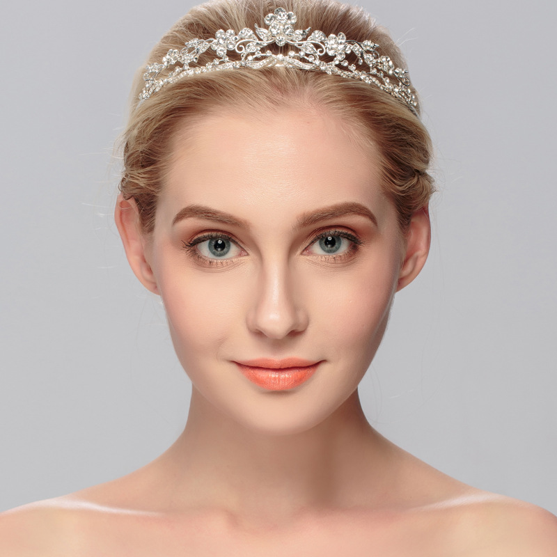 Alloy Fashion Geometric Hair accessories  (Alloy) NHHS0344-Alloy
