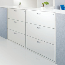 3 Drawers Lateral File Cabinet 横排三斗文件柜 高端钢制抽屉柜