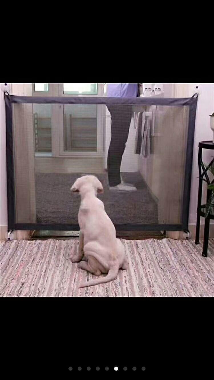Magic-Gate狗狗隔离网便携折叠式宠物隔离栏狗狗障碍安全防护围栏
