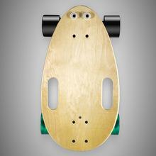 電動四輪滑板 無線遙控超薄雙驅滑板車 成人滑板刷街越野代步神器