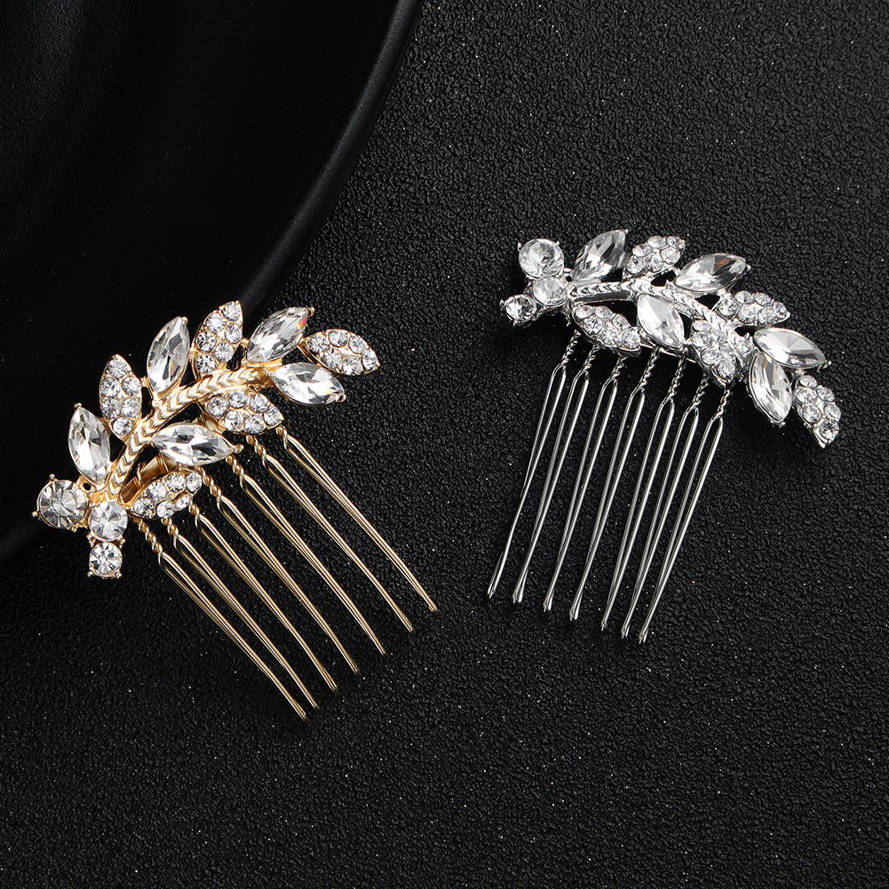 Alloy Fashion Geometric Hair accessories  (Alloy) NHHS0376-Alloy