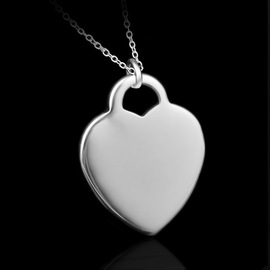 explosions New fashion and elegant heart pendant necklace Necklace exquisite jewelry