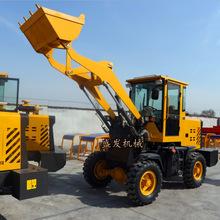 輪式裝載機價格 工程小鏟車輛直銷 供應農用四驅輪式裝載機