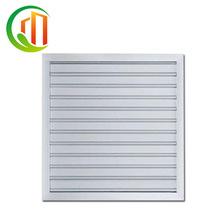 單層 雙層 不銹鋼 鋁合金 自垂式 側壁格柵百葉風口