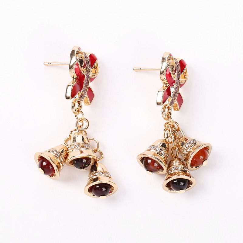 Alloy Fashion Geometric earring  (Main color) NHHN0347-Main-color