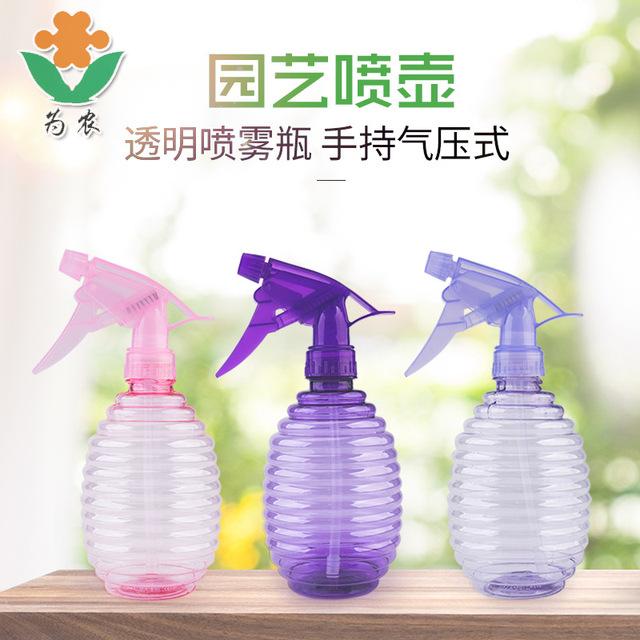 特价促销 手压式喷雾器 洒水壶 /小喷壶 500ml 种花草 园艺喷壶