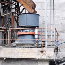 黎明工厂 S155细碎破碎机 大型碎石场图片 湖南石子生产设备价格