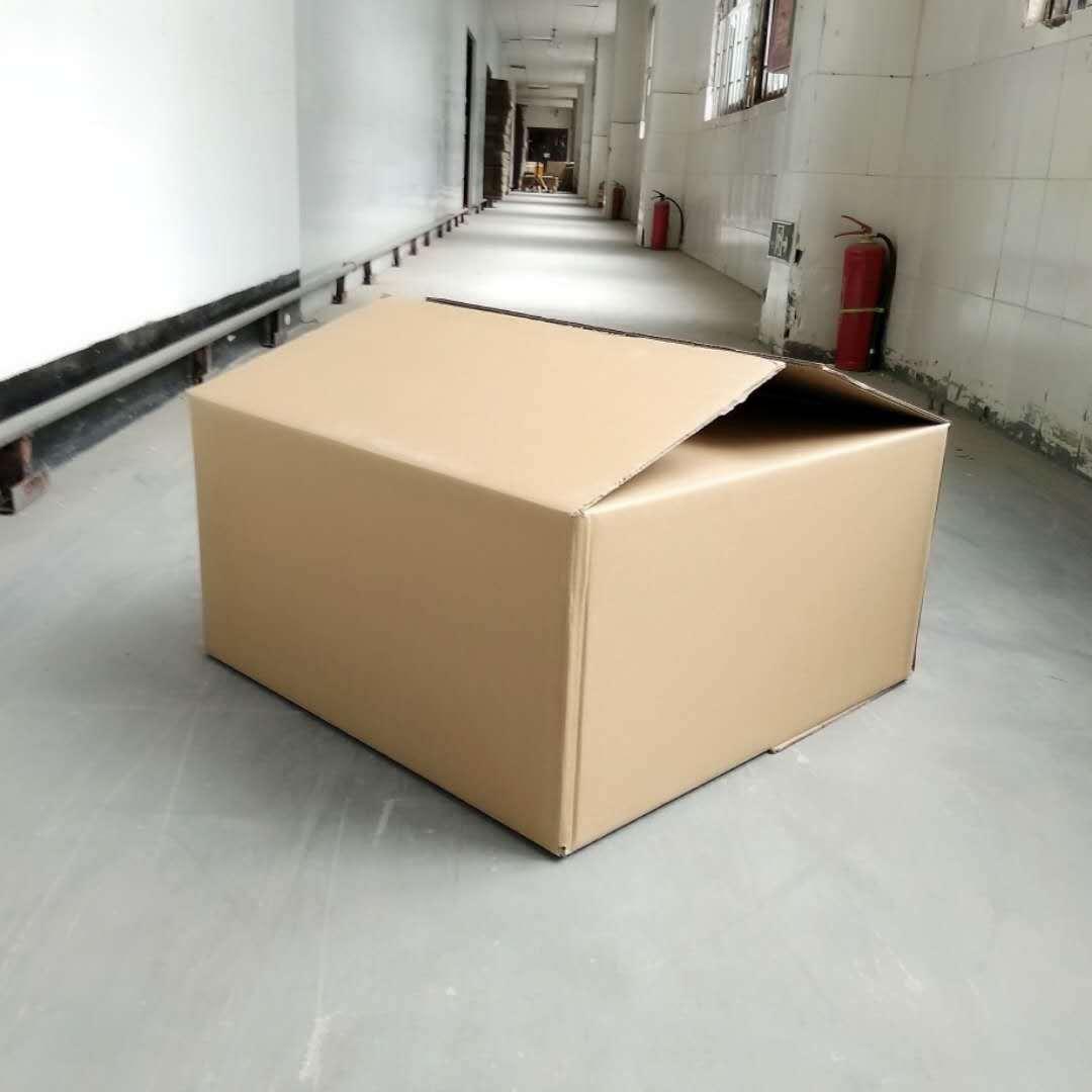 瓦楞纸箱 全空白出口纸箱批发包装盒纸盒瓦楞纸箱广东发货 阿里巴巴