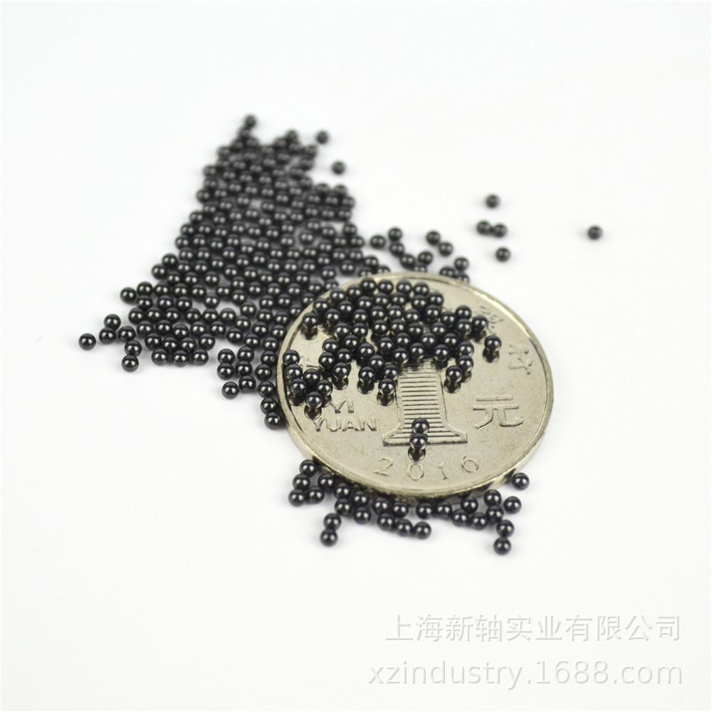 批量现货 G5级Φ1.5MM氮化硅陶瓷精球 微型耐磨陶瓷滚珠 密封阀球