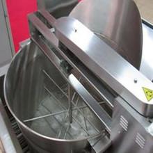 全自动油炸机 电加热油炸机 炸丸子机 清辉食品加工机械