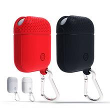 airpods保护套case2代通用 适用苹果无线蓝牙耳机硅胶套壳防摔水