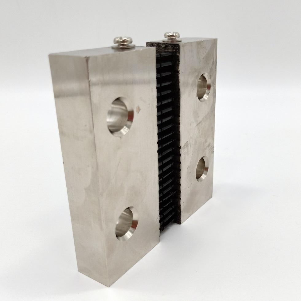直流电流分流器 平板式3000A 50mV 可配电流表 指针数显