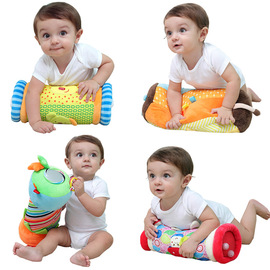 JJOVCE baby multi-functional assisted crawling roller toddler puzzle fitness crawling crawling toy